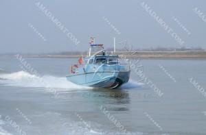 3A1020(白暨豚)双体高速巡逻艇
