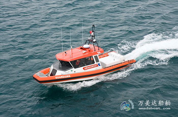 3A1050(守 望)高速救助工作艇