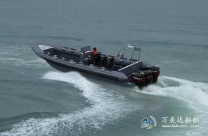 3A1094(幼 鲨)沿海警用高速艇