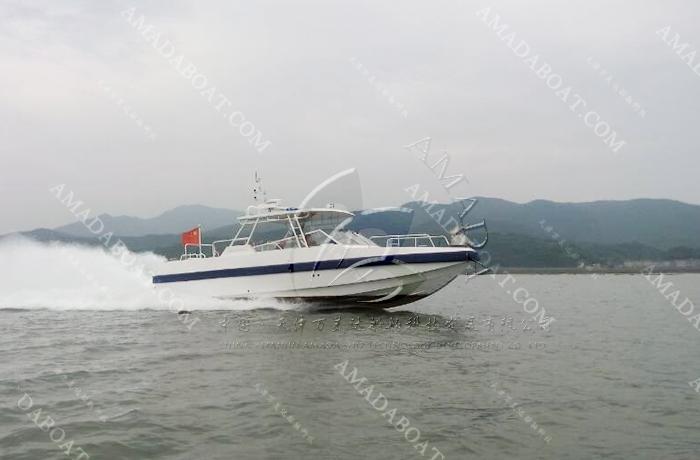 3A1100(佩 剑)舰载高速艇