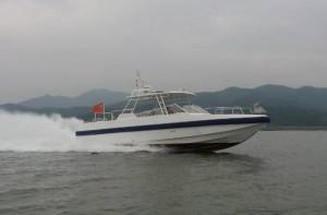 3A1100(佩剑)舰载高速艇