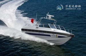 3A1100b(袖 箭Ⅲ)高速舰载缉私艇