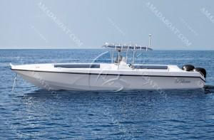 3A1102(大鹈鹕)中岛式钓鱼艇