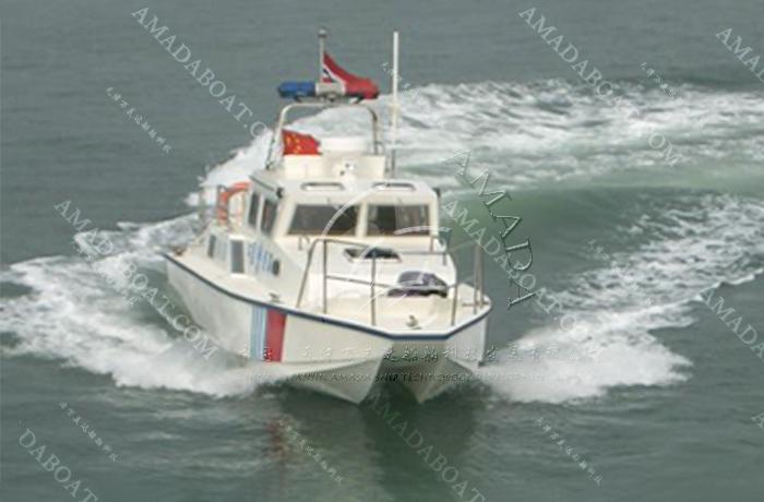 3A1140(团 岛)双体高速巡逻艇