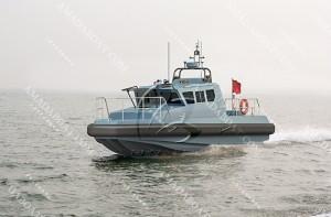 3A1174c(虎 翼)三体消波巡逻艇