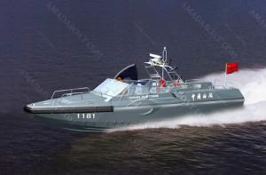 3A1181(袖 箭)高速舰载缉私艇