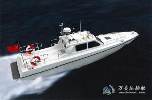 3A1182(飞豹)沿海超高速摩托艇