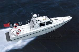 3A1182(飞 豹)沿海超高速摩托艇