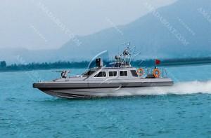 3A1200b(乌 镝) 高速拦截艇