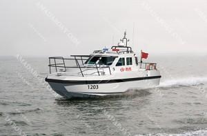 3A1203(扬子鳄)渔政执法艇