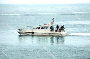 3A1203b(射 手Ⅱ)单体消波治安艇