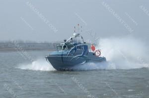 3A1206(扬子鳄)单体巡逻艇