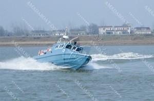 3A1206dg(飞 狐)沿海高速拦截艇