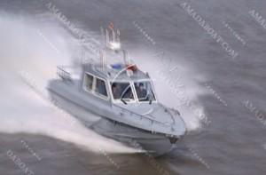 3A1206g(猎 刀)单体高速巡逻艇