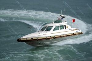 3A1206i(银 鸥) 单体高速巡逻艇