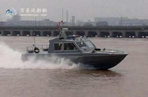 3A1206j(神 盾Ⅱ)单体高速巡逻艇