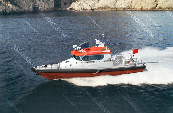 3A1218(舟 山)沿海自扶正工作艇
