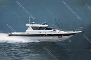 3A1226(追 鱼)小型钓鱼艇