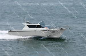 3A1226b(追 鱼II)小型钓鱼艇