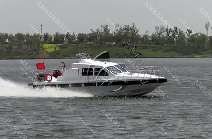 3A1245(风 神)沿海高速摩托艇