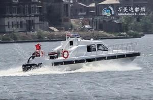 3A1245b(风 神II)沿海高速摩托艇