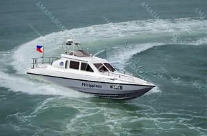 3A1246(美洲虎)沿海高速摩托艇