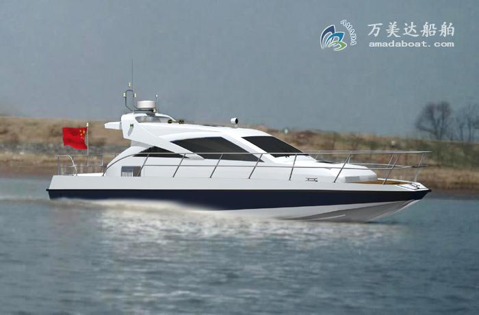 3A1269(云 霓)高速消波交通艇