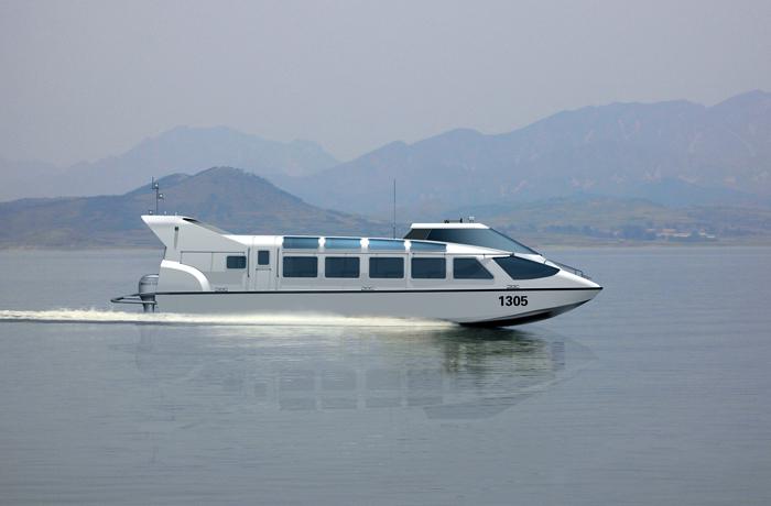 3A1305(金熊)浅水消波高速交通艇
