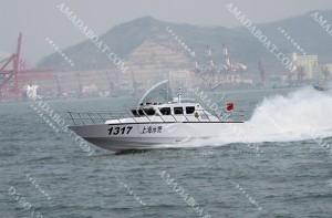 3A1317b(银 镖)超高速巡逻艇