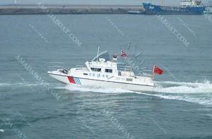 3A1325b(神 鹰)海事高速航标艇