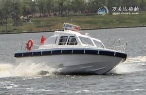 3A1360 (天 狼Ⅱ)单体超高速巡逻艇