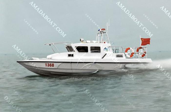 3A1360b(天狼星)超高速巡逻艇