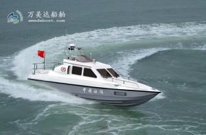 3A1360c(天 狼)超高速缉私艇