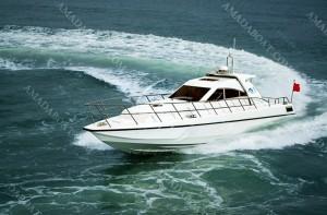 3A1360e(雪 鹅)高速豪华游艇