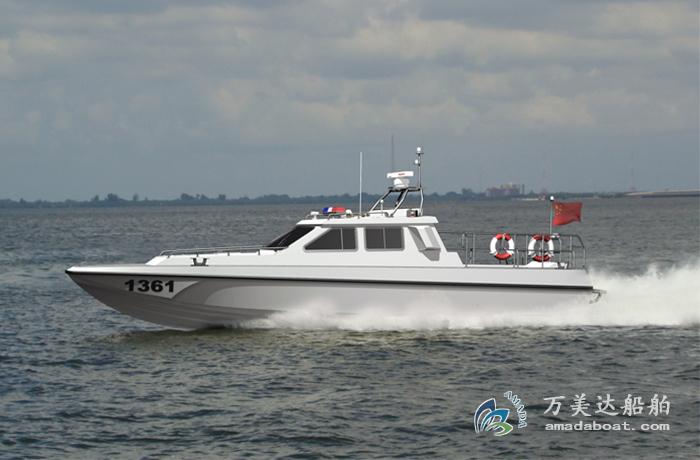 3A1361b(苍 狼II)沿海超高速摩托艇