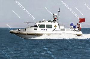 3A1368(雄 狮)超高速巡逻艇