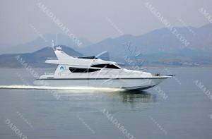 3A1377(小天鹅)三体消波豪华游艇