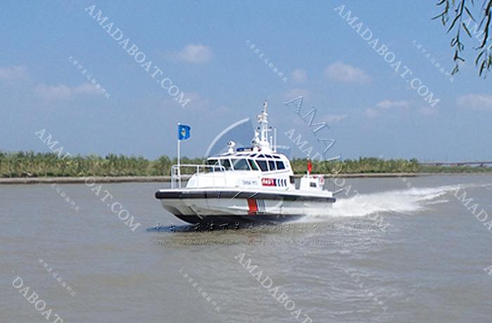 3A1390(长 安II)三体消波巡航救助船