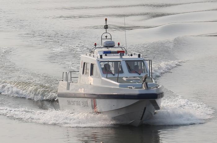 3A1100c(袖箭IV)高速舰载摩托艇