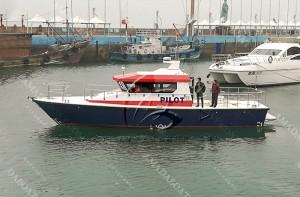 3A1445(先 驱)带揽引航船