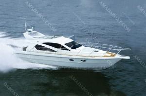3A1454(蓝宝石)高速豪华游艇