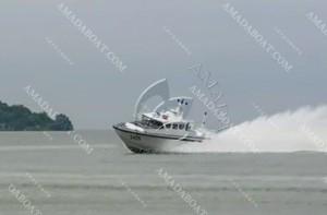 3A1455b(射 手 Ⅱ) 超高速执法艇