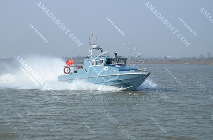 3A1459(响尾蛇)单体超高速巡逻艇