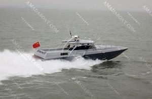 3A1459c(猎 豹)单体超高速巡逻艇