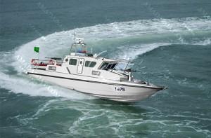 3A1475(猎 鹰)沿海高速巡逻艇