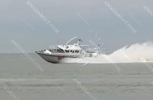 3A1478(雪 豹)边防超高速巡逻艇