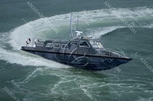 3A1479b(鳄 鱼)单体高速交通艇