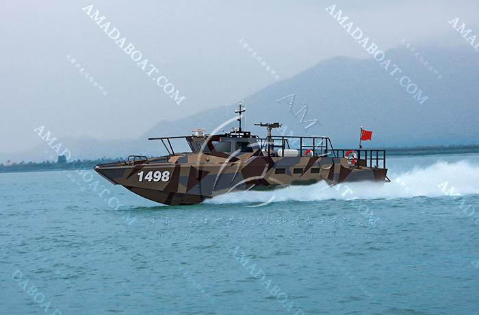 3A1498(巨齿鲨)沿海高速拦截艇