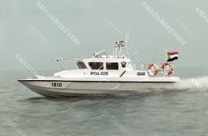3A1510(苏 丹) 高速巡逻艇
