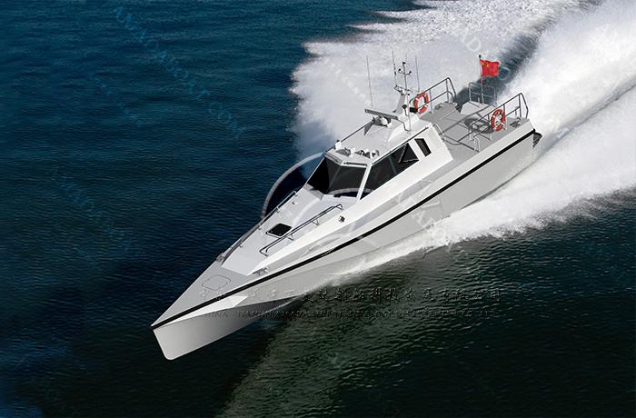3A1538(黑 豹Ⅱ)高速巡逻艇